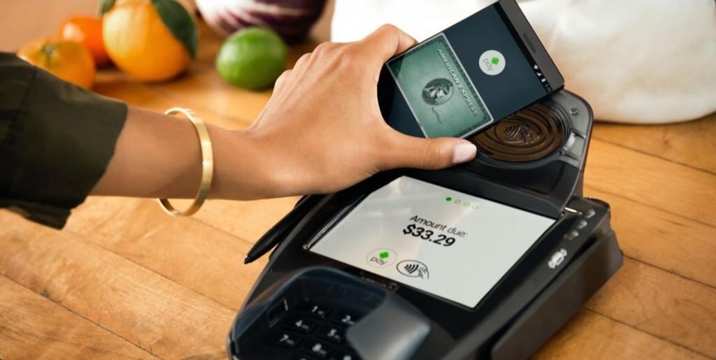 Android Pay via Hongkiat.com