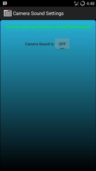 camera sound off_lemoot