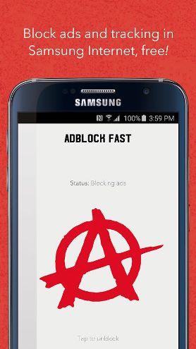 adblock fast