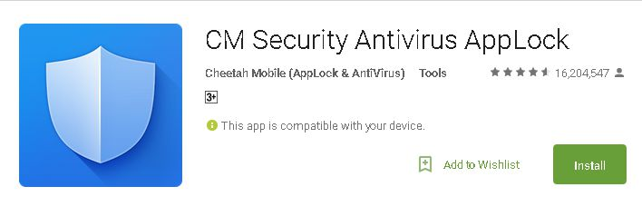 cm security