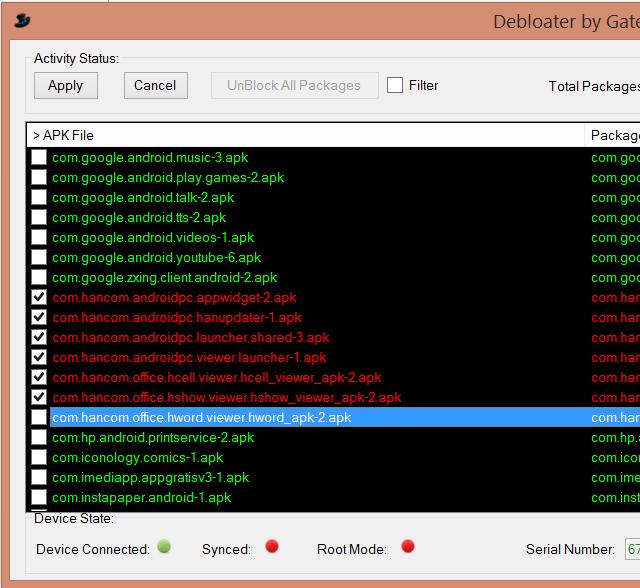debloat remove aplikasi bawaan android