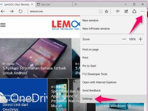 Reset Microsoft Edge Browser 1 - lemoot