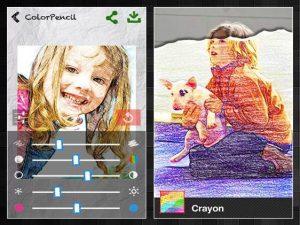 Sketch Guru, aplikasi edit foto