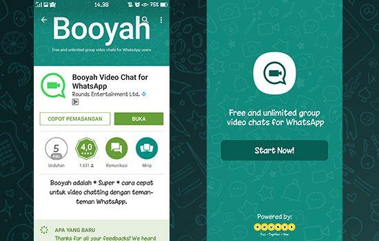 aplikasi Booyah