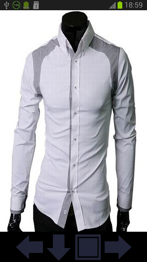 Aplikasi Boy Shirts Designs