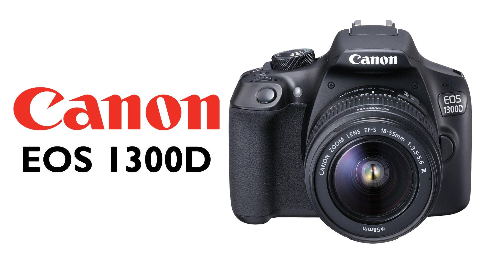 Harga dan Spesifikasi Canon EOS 1300D