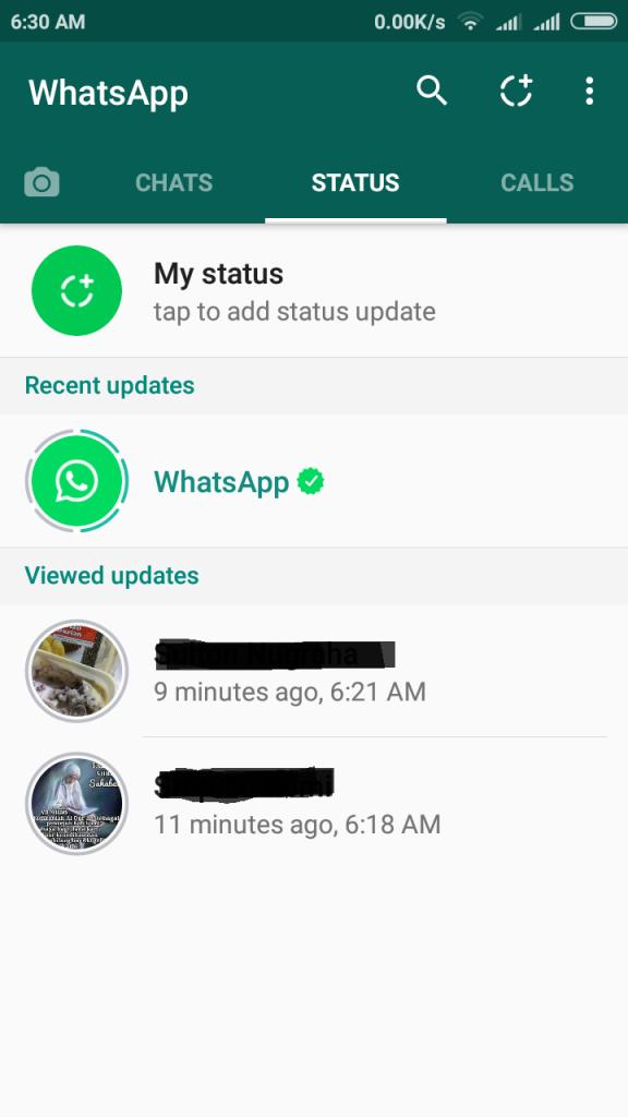 Cara Membuat Status WhatsApp, 'Instagram Stories' Pada WhatsApp