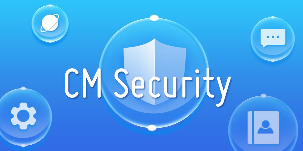 Aplikasi CM Security AppLock Antivirus