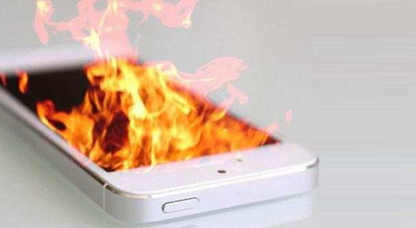 Suhu Panas Smartphone