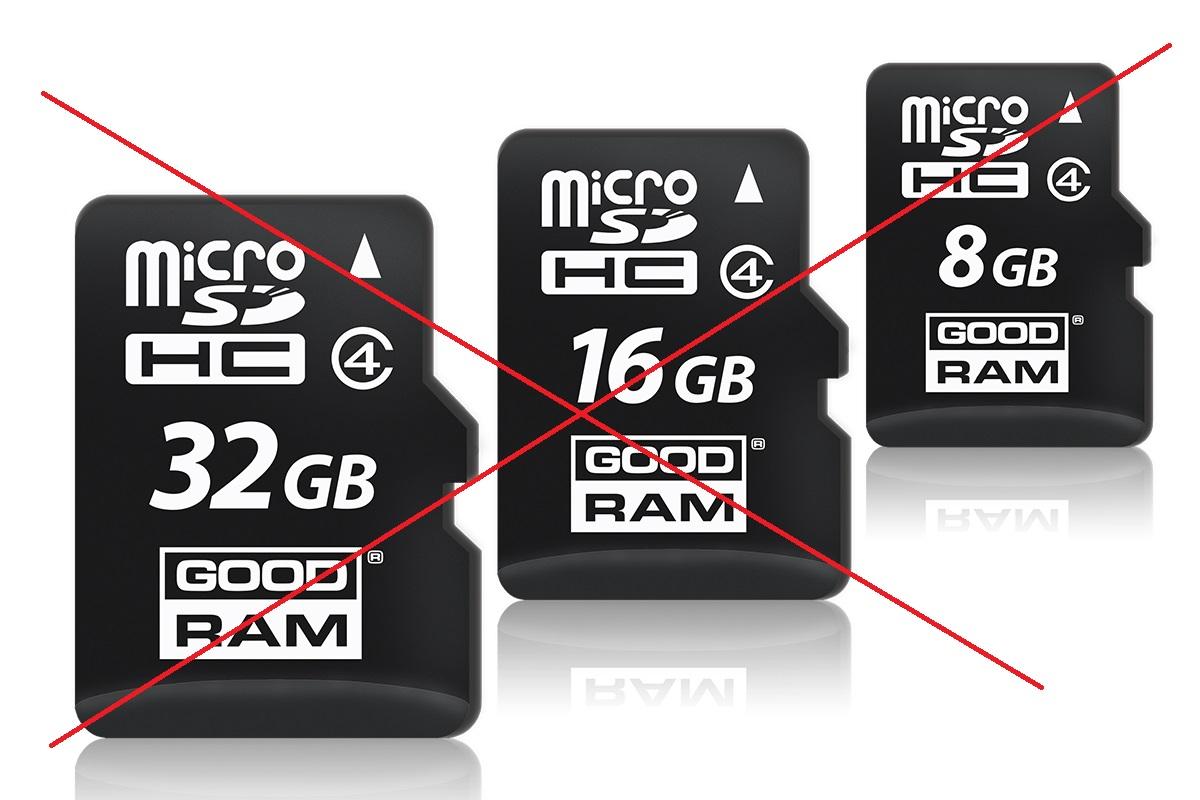 Tidak Didukung Dengan Slot Micro SD