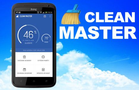 Aplikasi Clean Master (Boost & AppLock)