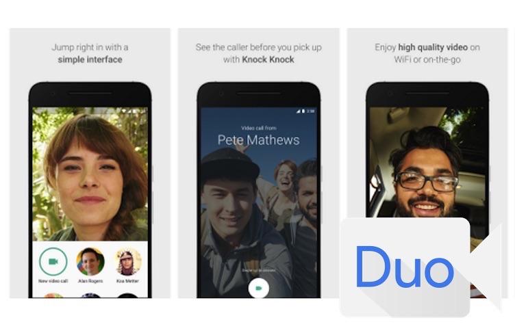 Aplikasi Google Duo