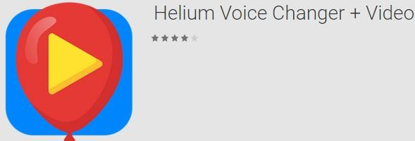 Aplikasi Helium Voice Changer + Video