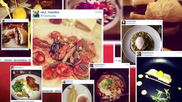 Hindari Melihat Gambar Makanan di Instagram