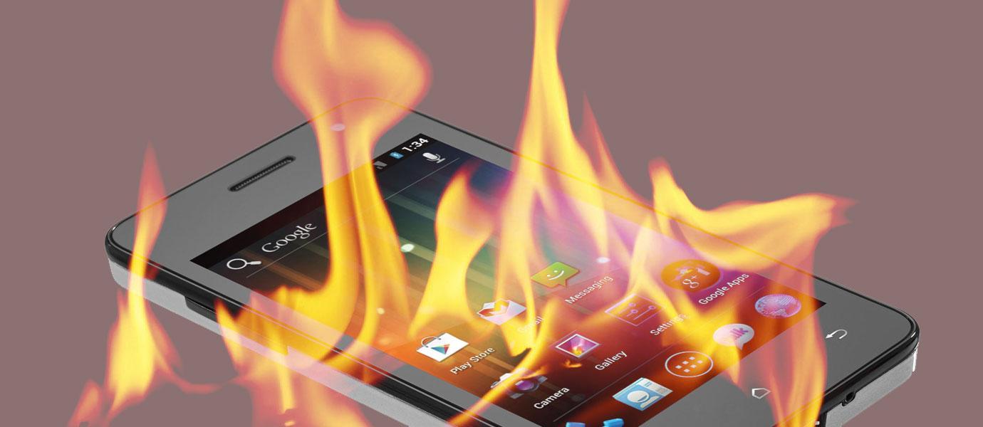 Jangan Sampai Smartphone Overheat
