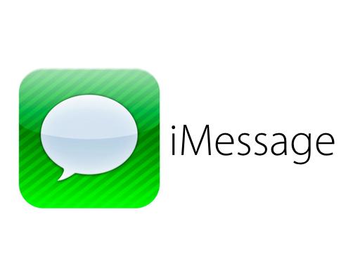 iMessage ke SMS