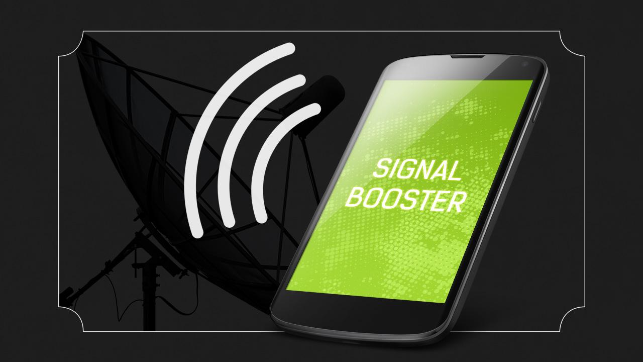 Aplikasi Signal Booster