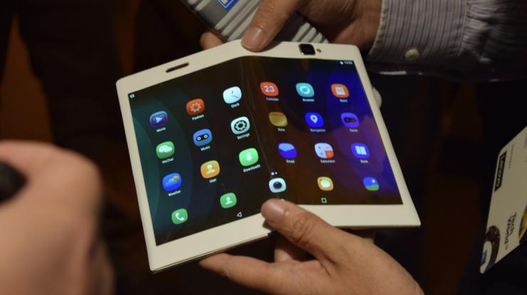 Untuk Kedua Kalinya Tablet Lipat Milik Lenovo Tampil Di Tech World 2017Untuk Kedua Kalinya Tablet Lipat Milik Lenovo Tampil Di Tech World 2017