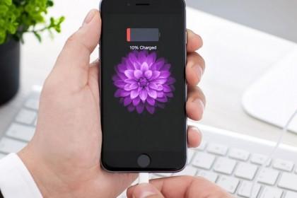 Ketika Baterai Smartphone Sisa 10%