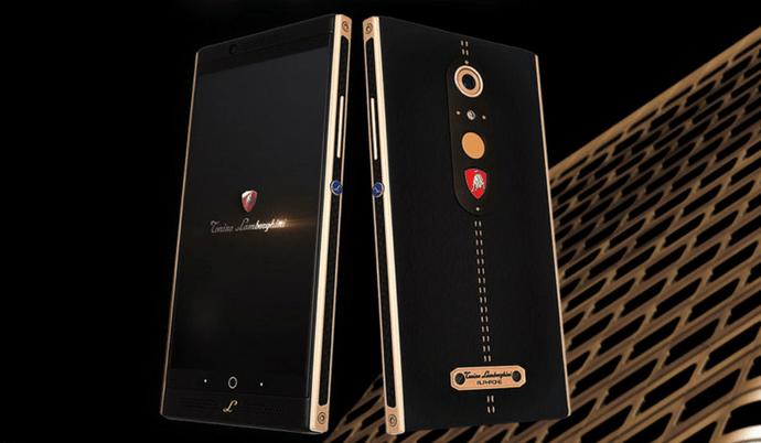 WOW ! Smartphone Mewah Lamborgini Aplha One Seharga 30 Jutaan Rupiah