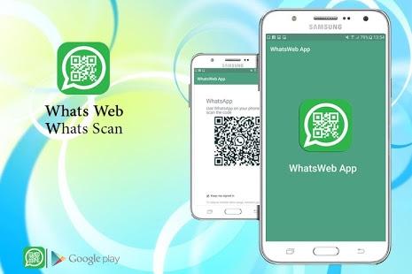 Scan Barcode WhatsApp Dan Mulai Penyadapan