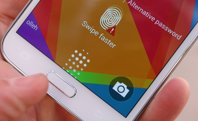 Setel Ulang Sensor Fingerprint