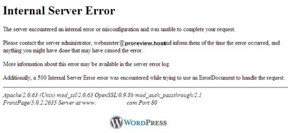 Cara Mudah Mengatasi Error 508 Resource Limit Is Reached Pada Webstie