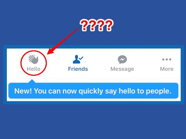 Nampaknya Fitur 'Colek' Pada Facebook Akan Hadir Kembali