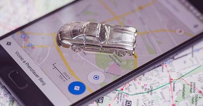 Aktifkan mode akurasi tinggi di GPS