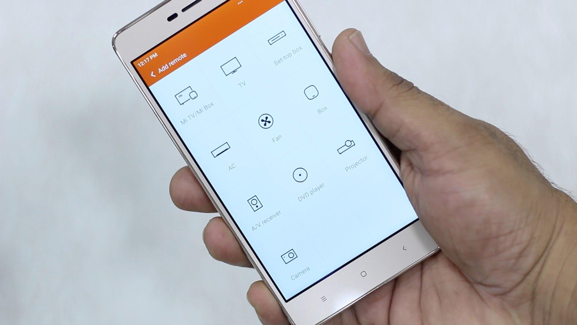 Cara Menggunakan Smartphone Xiaomi untuk Remote AC, TV, DVD