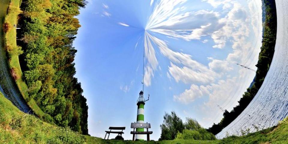 Cara Mudah Membuat Foto 360 Derajat di Facebook Smartphone Android