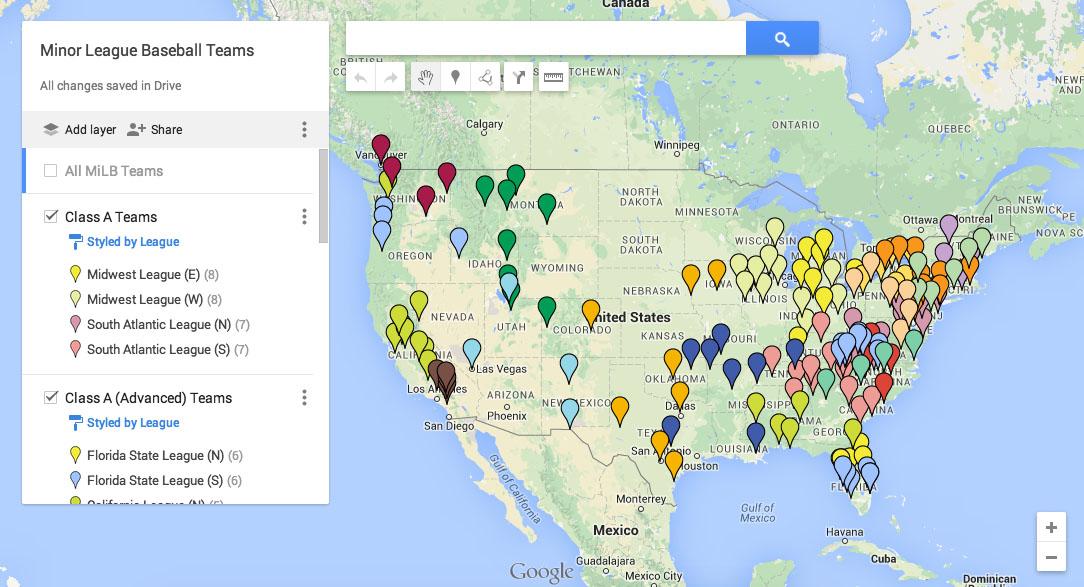 Cara Mudah Membuat Peta Sendiri di Google Maps