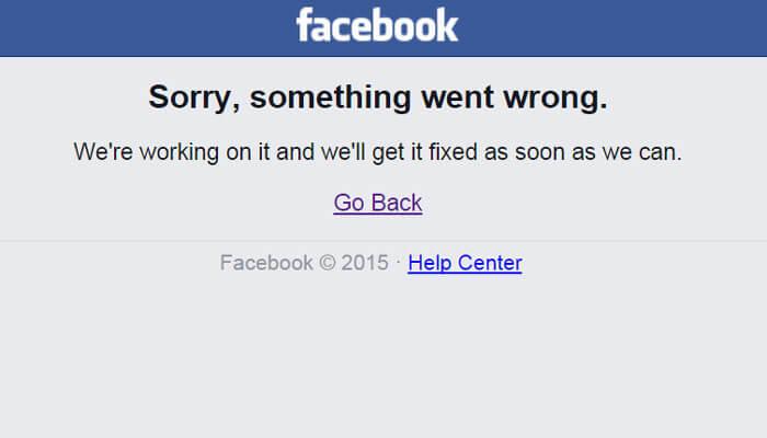 Cara Mudah Mengatasi Aplikasi Facebook Error di Android