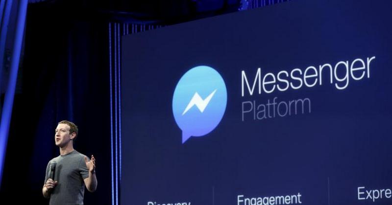 Facebook Janji Akan Umumkan Aplikasi Messenger di tahun 2018