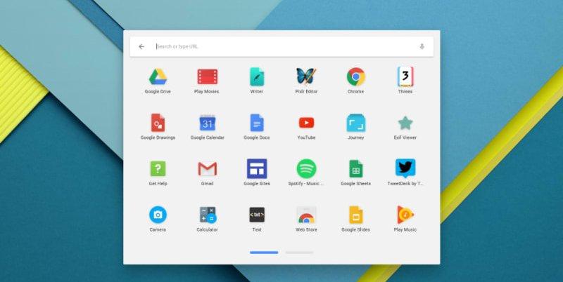 Sebentar Lagi Chrome OS Bisa Menjalankan Aplikasi Android Di Latar Belakang