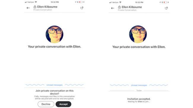 Skype Kini Punya Keamannya Percakapan Pribadi