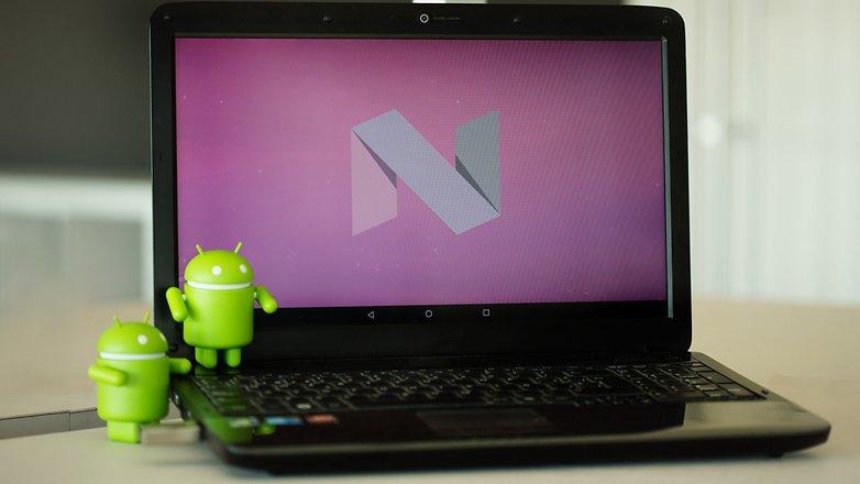 Android Nougat Akan Segera Ada di PC Desktop dan Notebook