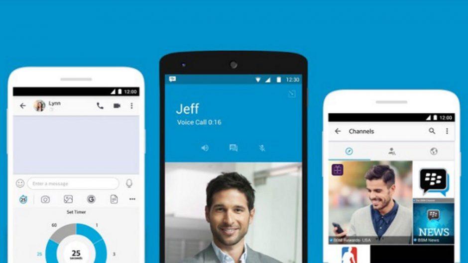Fitur Terbaru BBM Messenger