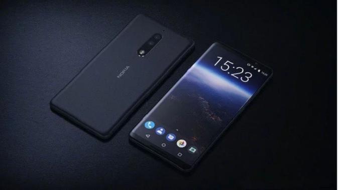 Inilah Wujud Dari Nokia 9?