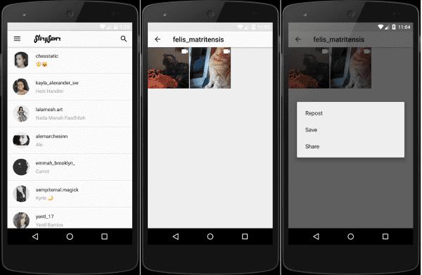Cara Mudah Simpan Instagram Stories Orang Lain di Smartphone