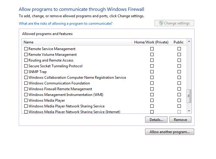 Cara Mudah Blokir Program dengan Menggunakan Firewall