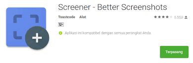 Cara Mudah Mempercantik ScreenShot di Smartphone Android