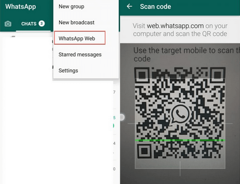 Cara Mudah Akses WhatsApp Orang Lain di Smartphone Android