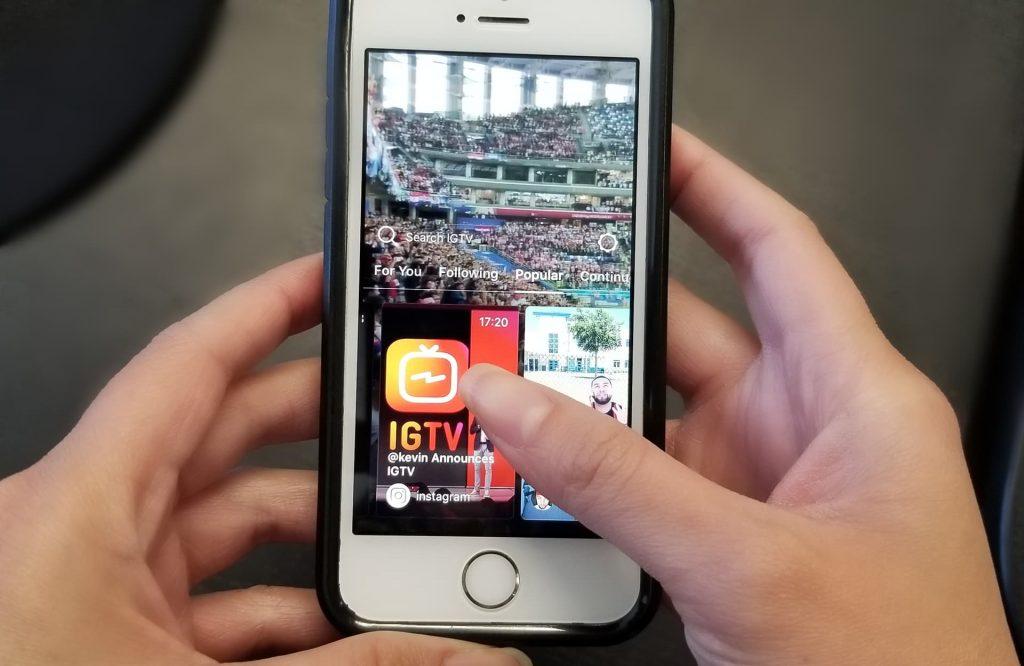 Kini Bisa Berbagi Video Hingga Satu Jam Dengan IGTV di Instagram