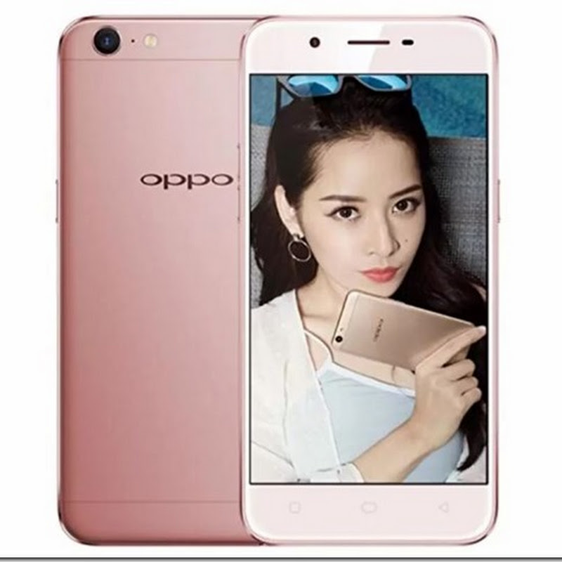 Oppo A39 Rose Gold, warna oppo A39