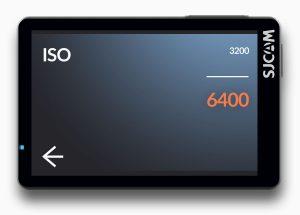 SJ8 Pro Max ISO 6400